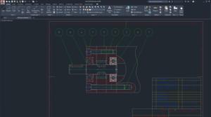 AutoCAD Mechanical toolset