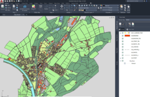 Autocad Map-3D