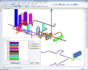 Розрахункова модель технологічного трубопроводу