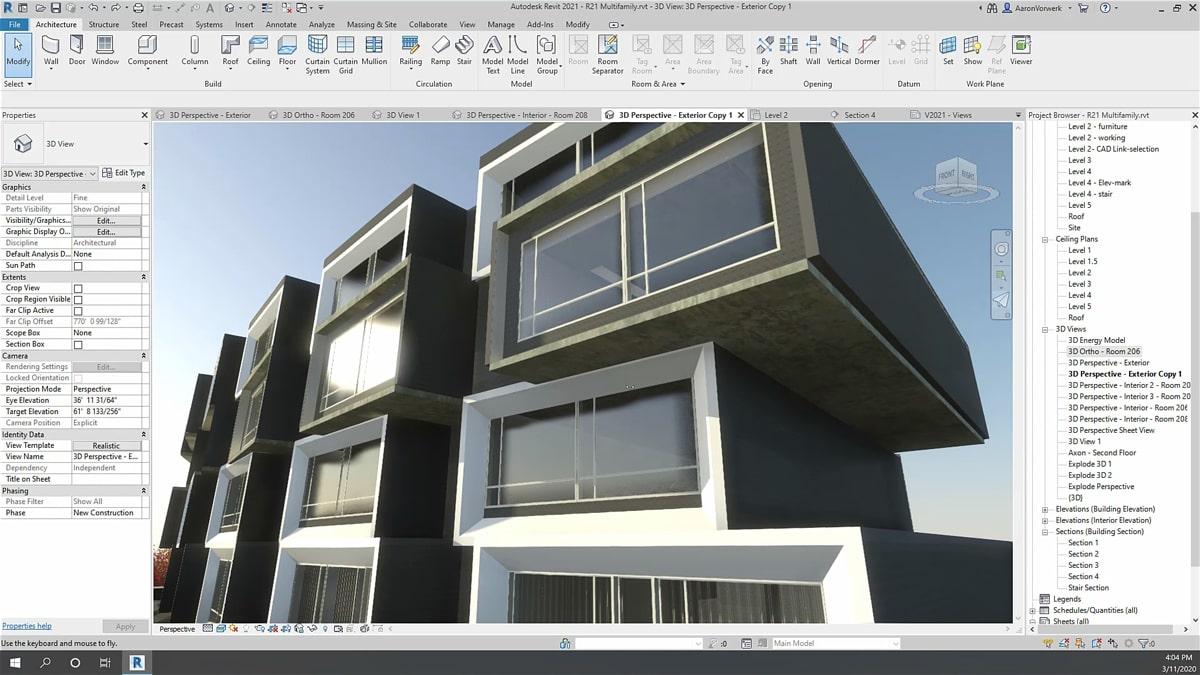 Revit для архітектури
