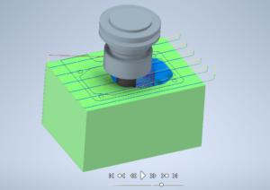 Симуляция обработки корпусной детали электрического генератора в Inventor CAM
