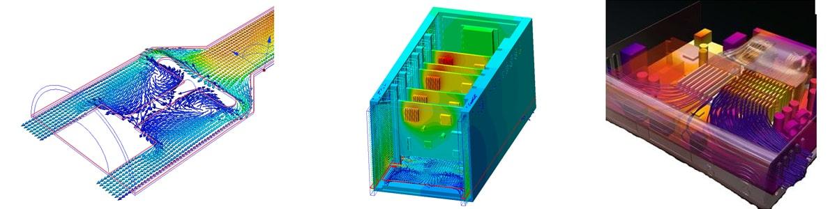 Autodesk CFD. Моделювання теплообмінних процесів