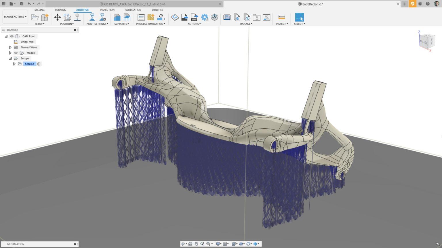 Autodesk Fusion 360 Additive Build Extension