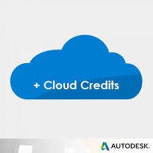 Autodesk Fusion 360 credits cloud