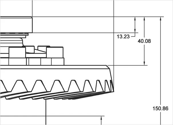Креслення в Autodesk Fusion 360