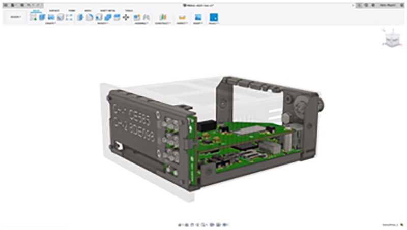 Електроніка в Autodesk Fusion 360