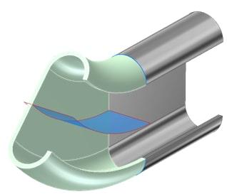 Проектування деталей з листового матеріалу в Autodesk Inventor