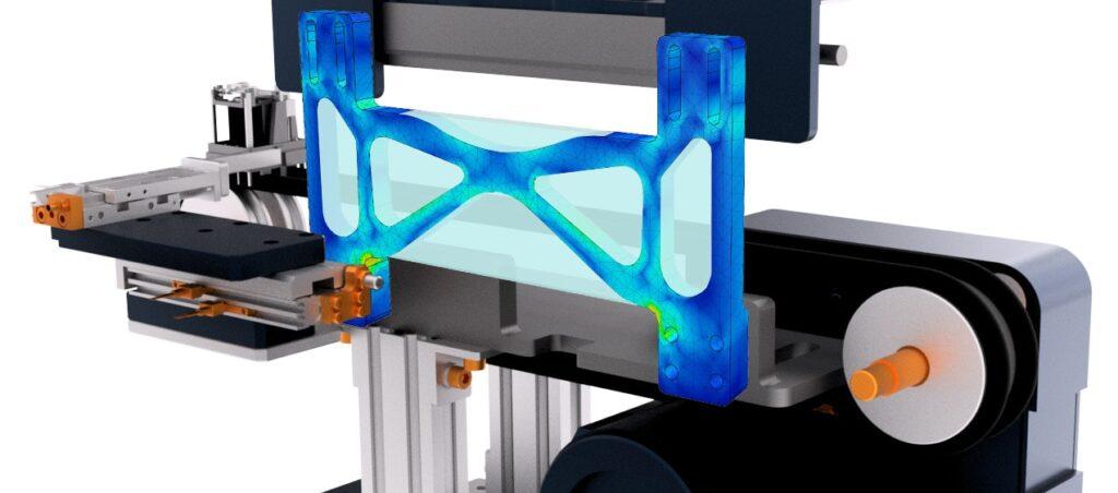 Оптимізація форми і маси виробу в Autodesk Inventor