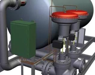 Проектування трубопровідних систем в Autodesk Inventor