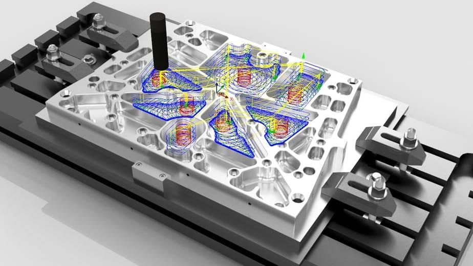 Створення керуючих програм в Autodesk Fusion 360